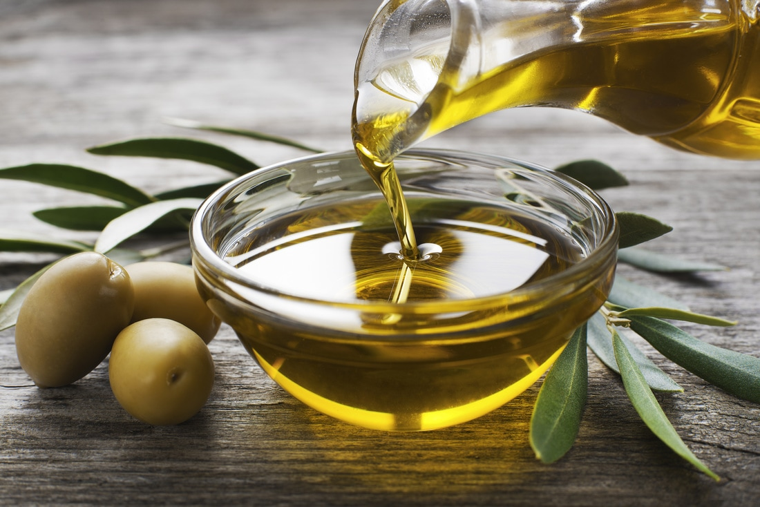 Underground Naturals uses olive oil in many of our skin care products because the benefits have been proven throughout history!