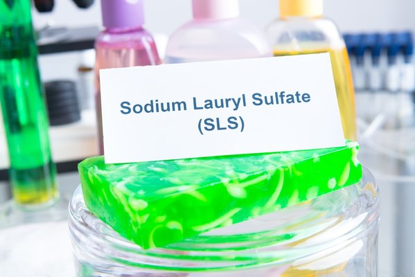 Linked to skin damage and hormone imbalance, sodium lauryl sulfate should be avoided in all skin care products.